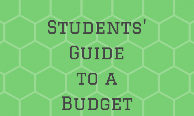 Students' Guide to a Budget Spreadsheet
